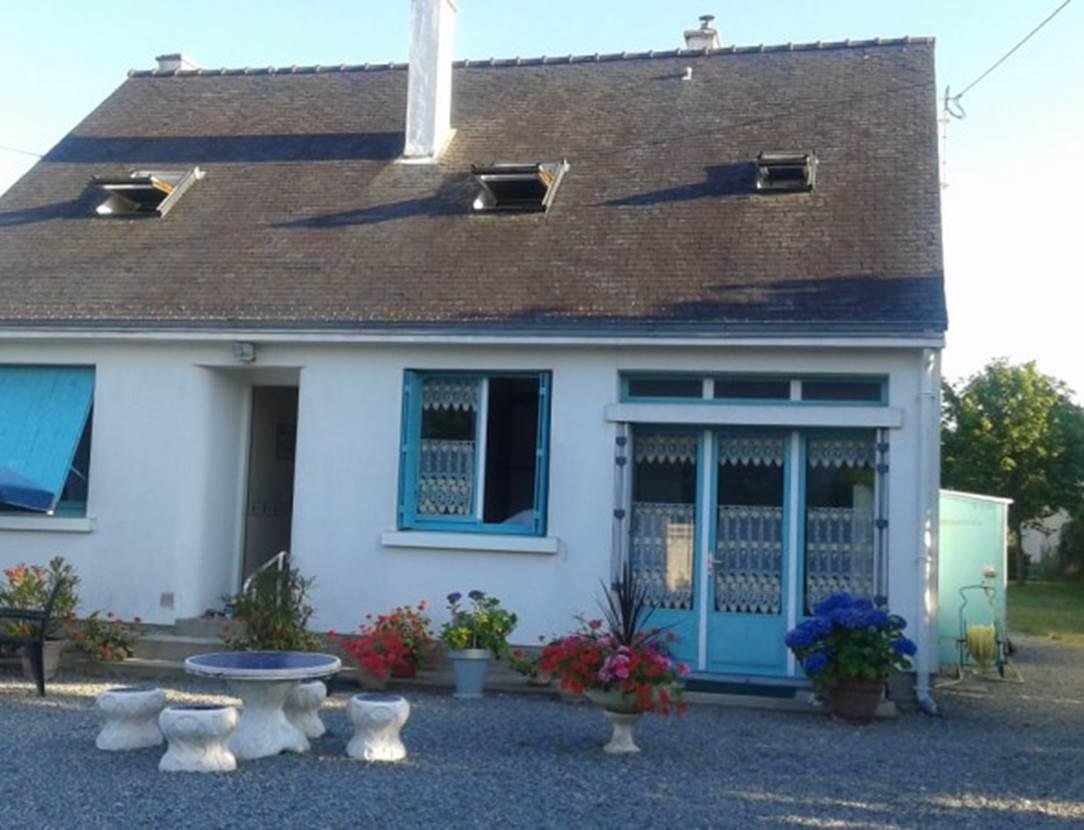 LE TERNUEC Annick - Maison Sarzeau - Morbihan Bretagne Sud